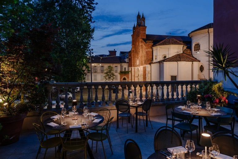 Terrazze A Milano La Cucina E I Cocktail Di Clotilde