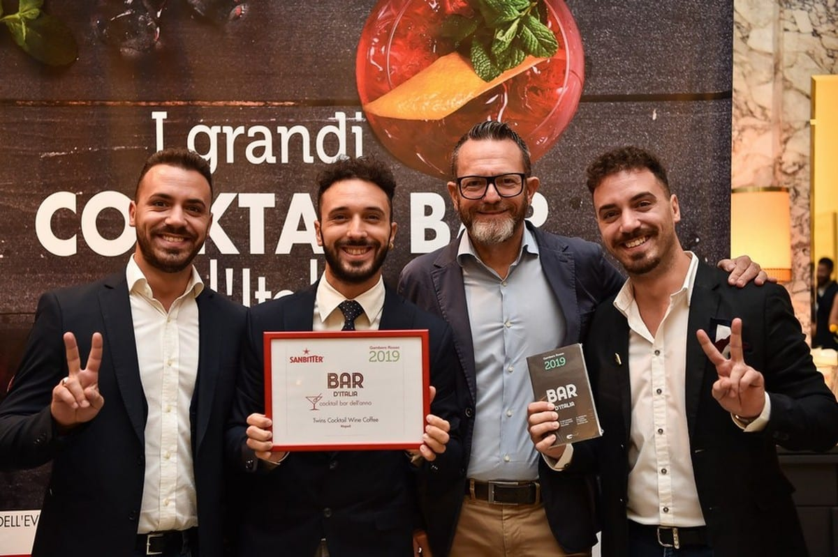 Roma Chorus Caf. 3 Ottobre 2018. I grandi Cocktail Bar d'Italia 2019 © Francesco Vignali Photography