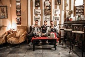 Twins Cocktail Wine Coffee a Napoli