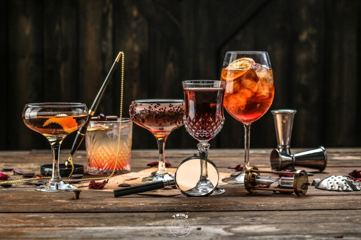 cocktail con amari italiani