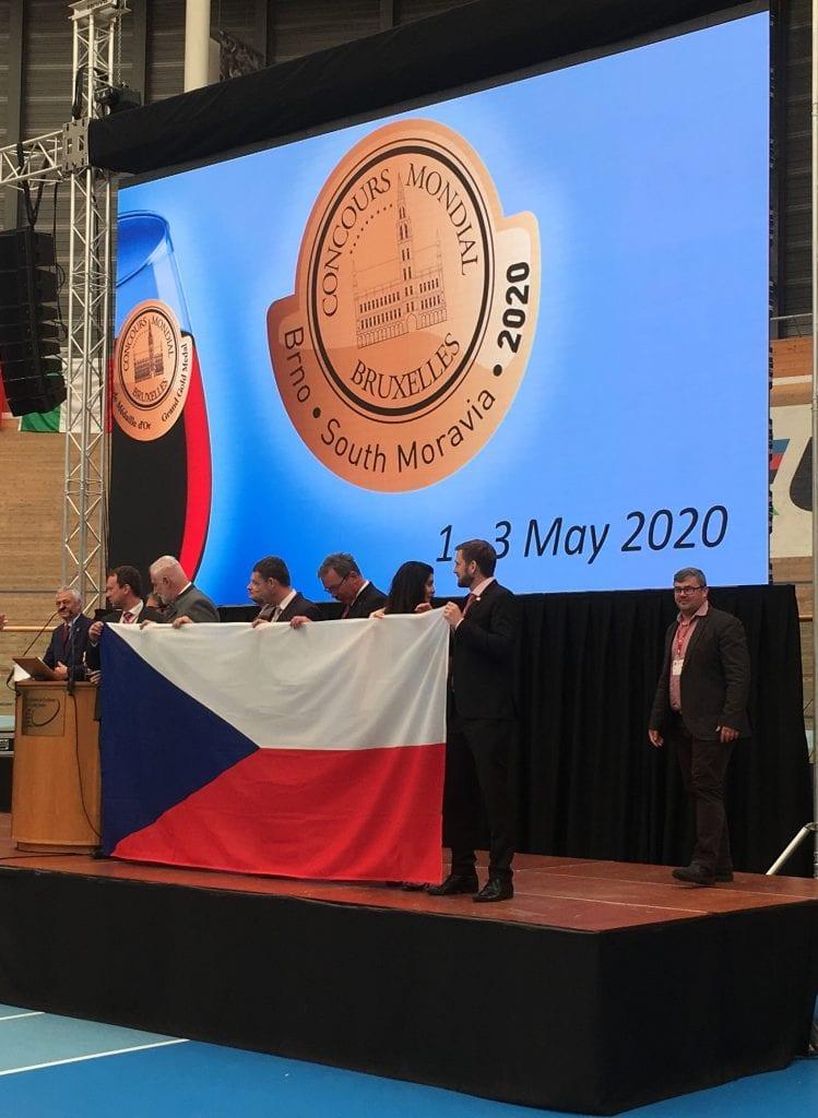 concorso bruxells annuncio paese ospitante 2020