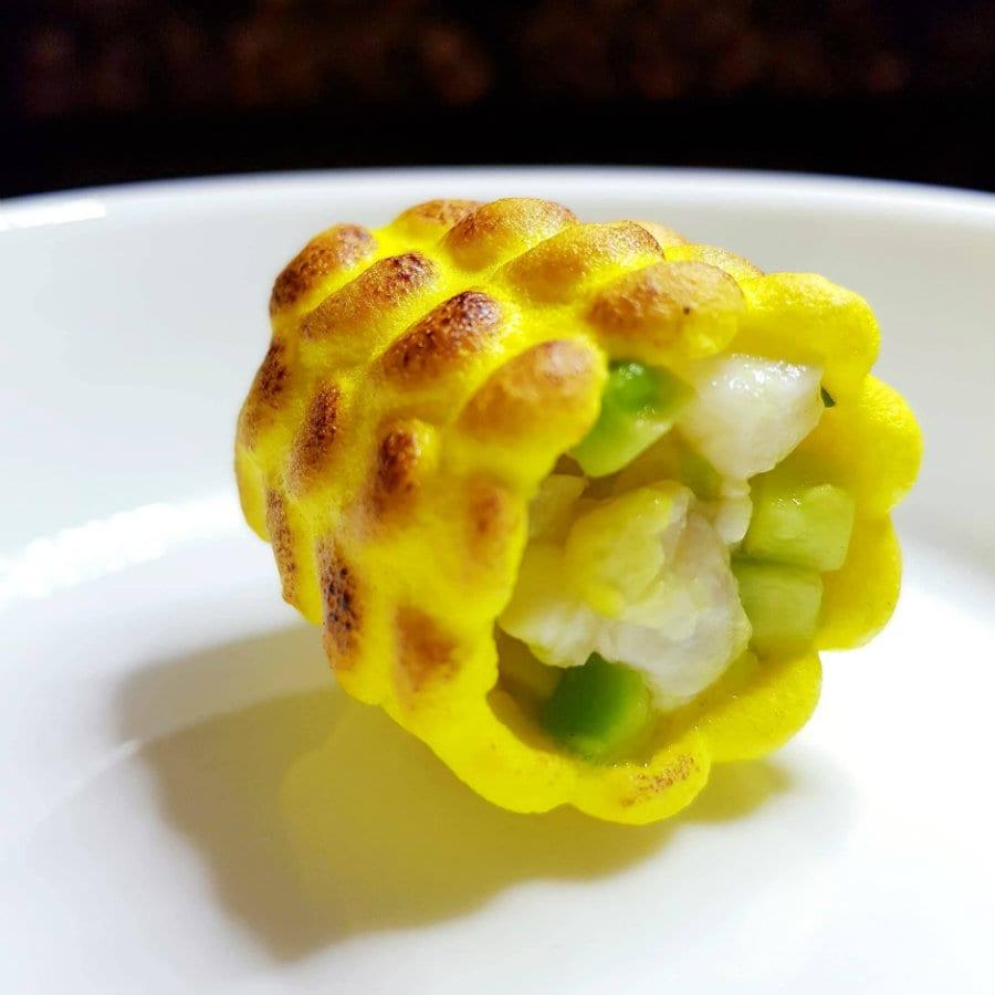 Corn on the Cob di Massimo Bottura