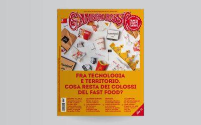 Maggio 2019 del Gambero Rosso. Il reportage sui fast food con Niko Romito e altre storie