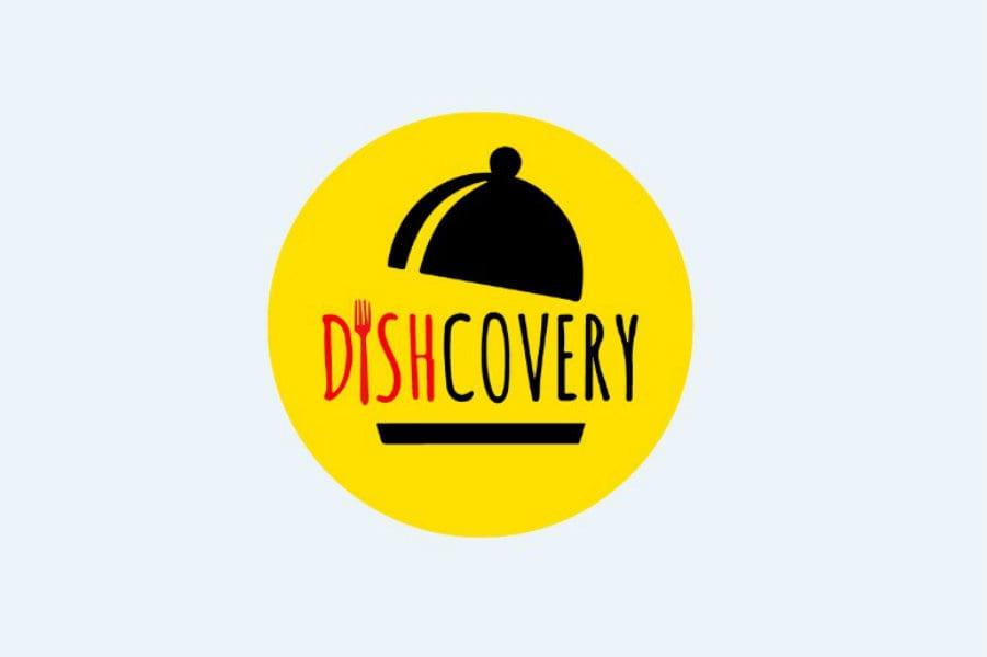 Il logo di Dishcovery