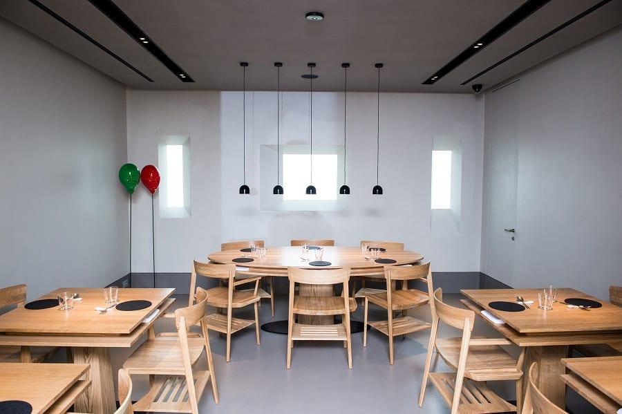 Un angolo del nuovo D'O. Foto di Sebastiano Rossi