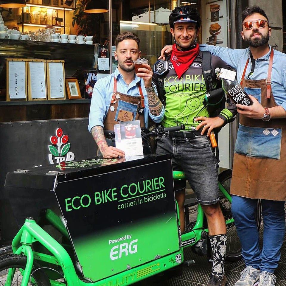 Eco Bike Courier