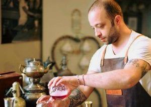 I migliori barman d'Italia: Enrico Scarzella di Bizarre a Bologna