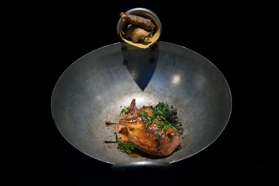 Essenziale. Firenze. Chef Simone Cipriani. foto Giovanni Rasoti