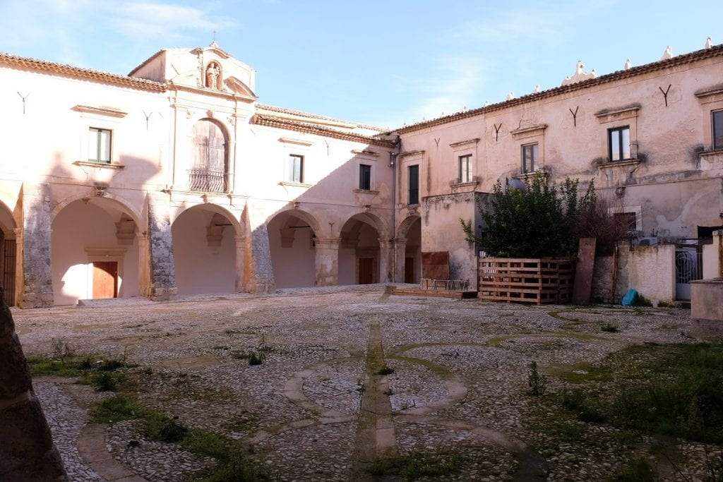 Ex Convento del Carmine di Scicli, sede di Teruar