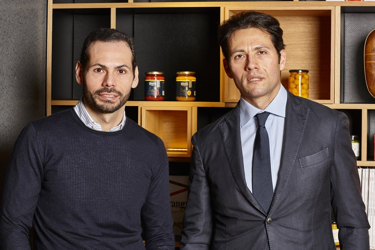 Fabio Palo Dir Commerciale e Massimiliano Palo Dir Acquisti e Laboratorio