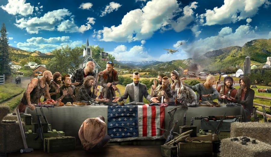 Il videogame Far Cry 5