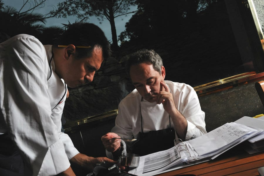 Albert e Ferran Adrià