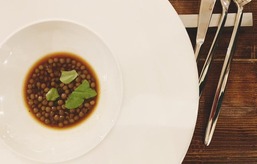 Un piatto di lenticchie di Francesco Germani