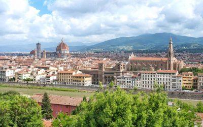 Firenze vista da piazzale Michelangelo