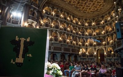 Il teatro Bibiena di Mantova per Food&Science