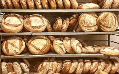 Il pane di Forno Brisa