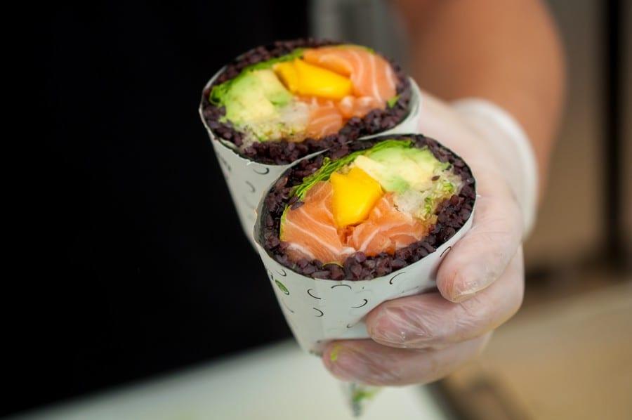 Fusho: dedicato alla fusion tra sushi e tex mex