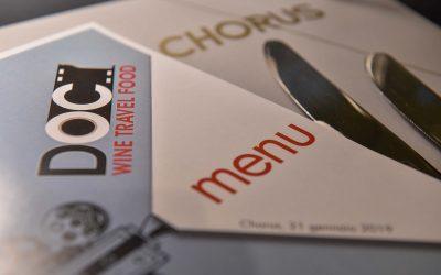 Premio DOC Wine Travel Food. Le foto della premiazione e i video della serata al Chorus Cafè di Roma