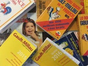 le copertine storiche della guida Gault&Millau