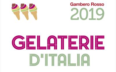 Gelaterie d'Italia 2019 del Gambero Rosso. Classifica e premiati