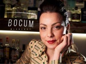 I migliori barman d'Italia: Giulia D'Alberto di Bocum Mixology a Palermo