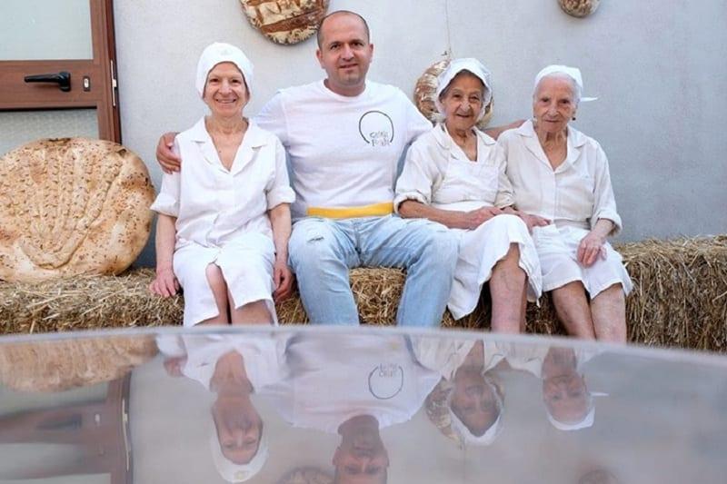 Antonio Cera e le sue donne a Grani Futuri 2019