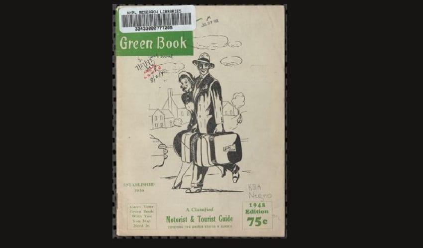 La copertina di un Green Book