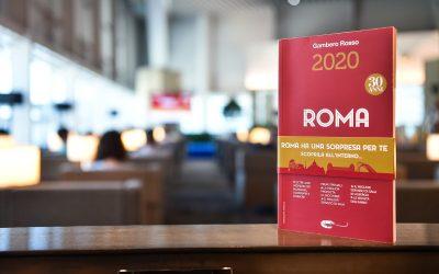 Guida Roma 2020 del Gambero Rosso. Tutte le foto della premiazione