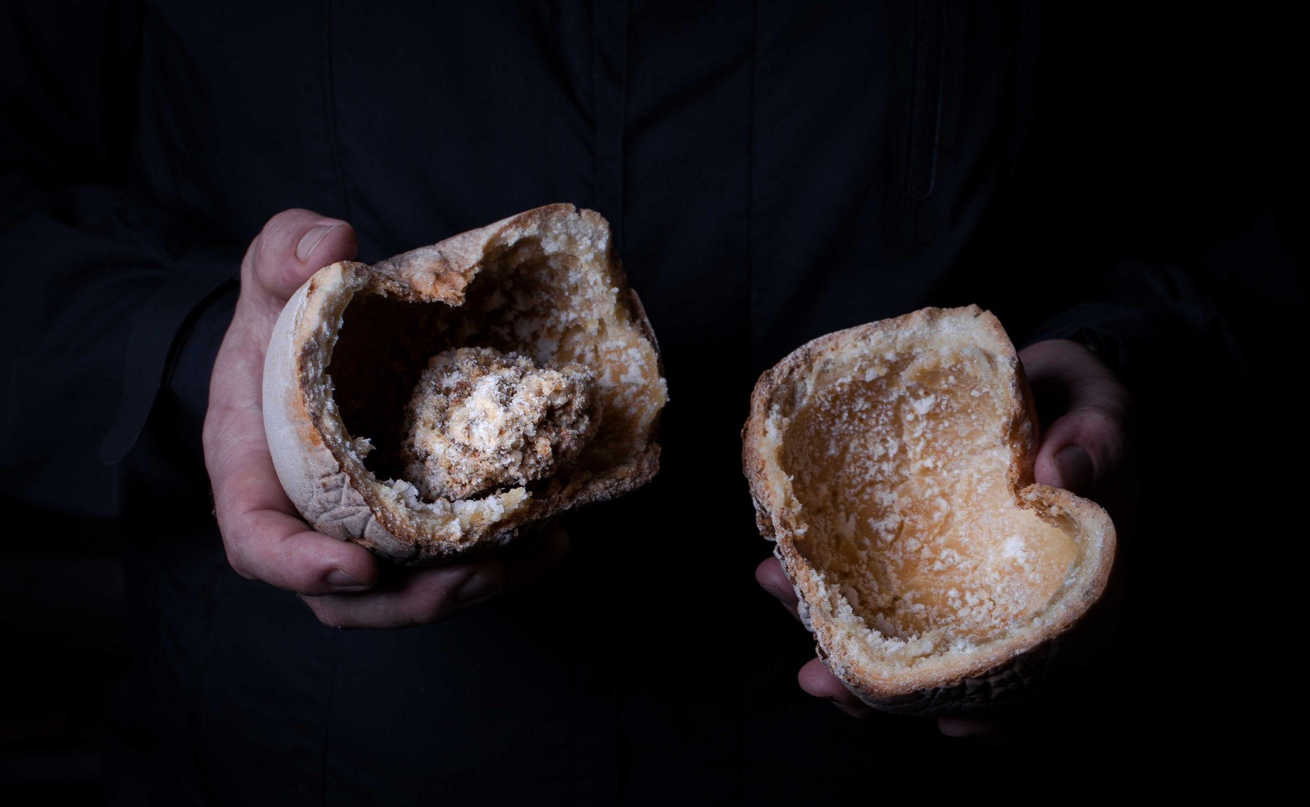 La crosta di sale di Sebastian Frank