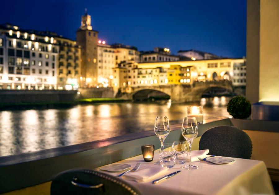 Hotel Lungarno a Firenze