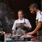 Alta cocina en el eje andino Kamilla Seidler y Michelangelo