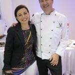 Chef Gambero Rosso Adelaide Michelini and Chef MDC Culinary Institute Collen Engle