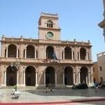 Palazzo VII Aprile - Loggia