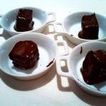 bounty di seppie cocco mozzarella e cioccolato