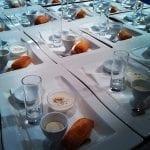 La preparazione del piatto di mauro uliassi per le lsdm