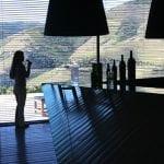 029 Il winebar della cantina Vigna do Seixo nel Douro