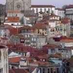 179 Oporto il quartiere Se ai piedi della Cattedrale