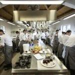 Lavoro in cucina professionale