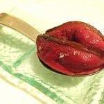 10 prosciutto di piccione ostrica patate e aceto rosso