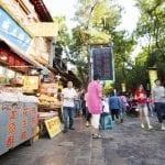 3461343969 Cibo da strada su Beiyuan Men nel quartiere musulmano di Xian