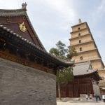 La Grande Pagoda dellOca Selvatica a Xian