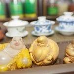 Casa del The Yuan Feng Tea Shop a Pechino nei vicoli di Hutong