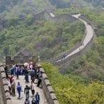 Grande Muraglia nei pressi di Mutianyu