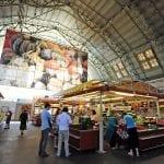 mercato centrtale di Riga