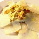 insalata ovoli e parmigiano