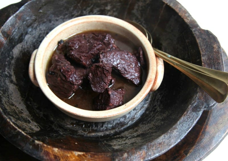 Cucinare con le spezie il cinghiale al ginepro della drogheria giuseppe ciappi gambero rosso - Cucinare con le spezie ...