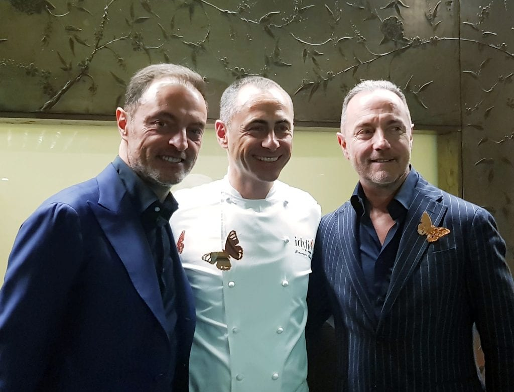 Francesco Apreda, Emidio e Francesco Pacini