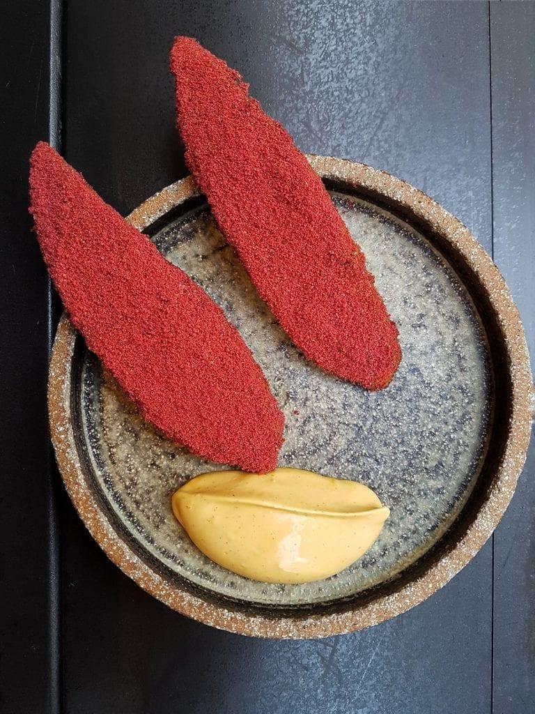 Un piatto di Jeremy Chan di Ikoyi