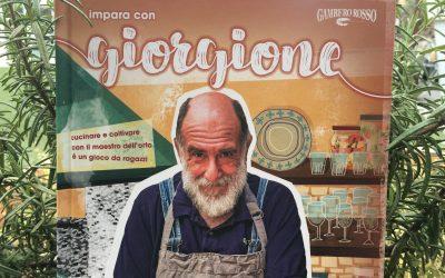 Impara con Giorgione: la copertina del libro