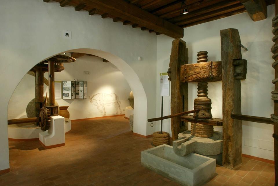 Museo dell'olio di Torgiano